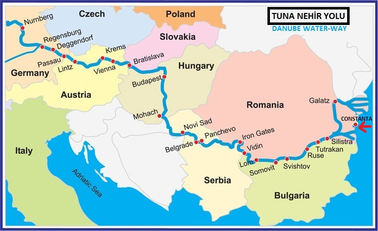 Danube River Transport | Elifmar Maritime Chartering on greece on map, po river on map, thames river on map, yangtze river on map, elbe river on map, english channel on map, amazon river on map, alps on map, oder river on map, tigris river on map, euphrates river on map, don river on map, dnieper river on map, mosel river on map, ganges river on map, caspian sea on map, rhone river on map, strait of gibraltar on map, seine river on map, indus river on map,